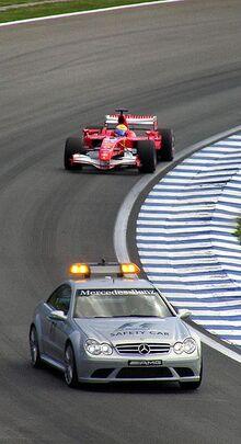 Safety Car with Felipe Massa 2006 Brazil