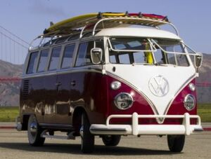 Vw bus updated