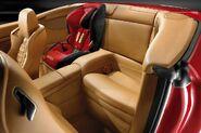 Ferrari California interior 4