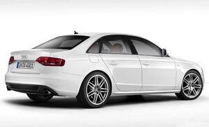 Audi A4 (side)