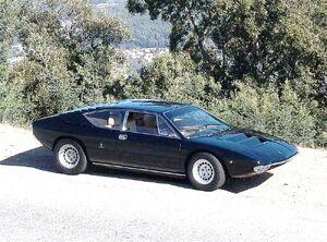 Lamborghini urraco 73