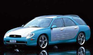 Subaru fleet x