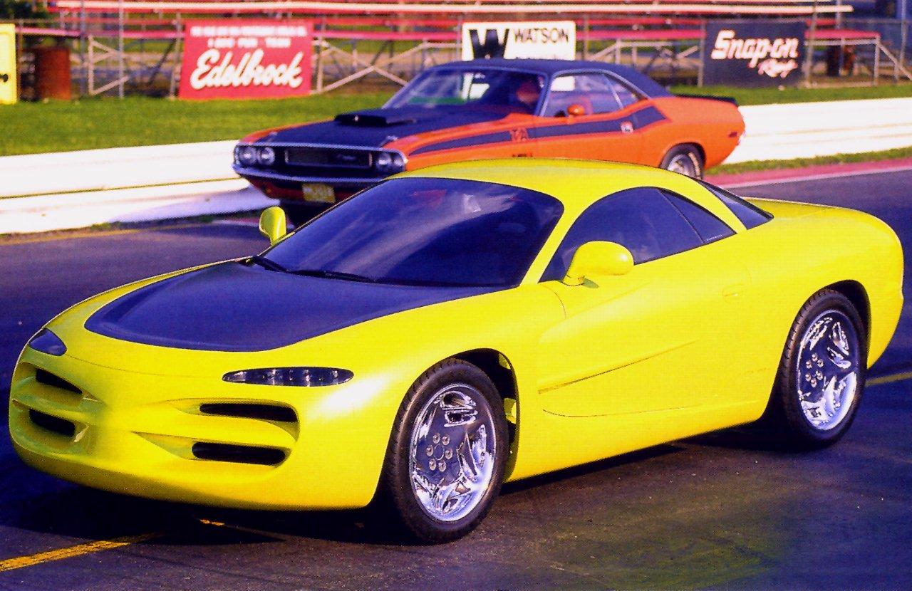 Dodge Venom Concept Autopedia Fandom Powered By Wikia