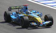 Fernando Alonso 2006 Brazil