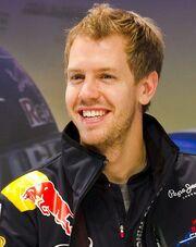 Sebastian Vettel 2011 Sebastian Vettel in Yokohama