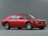 2006 Red Charger Right