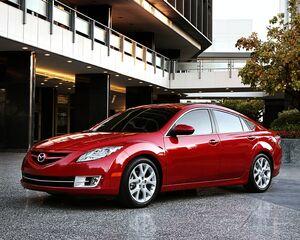 Mazda 6 US 1
