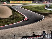 Virgin et HRT nurburgring 2011