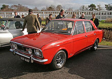 Ford Cortina MkII 1600E - Flickr - exfordy