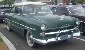 1952 Meteor Customline
