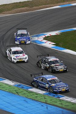 DTM race 2008 Hockenheim amk