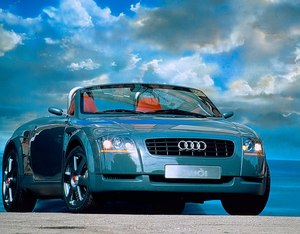 Audi TTS Roadster Concept 9small