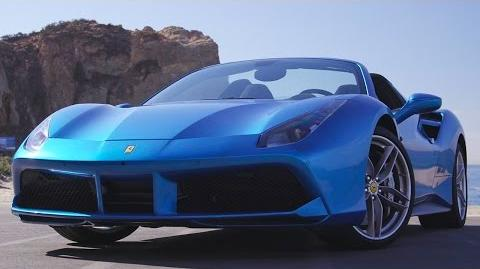 2016 Ferrari 488 Spider The Simple Pleasures - Ignition Ep. 164