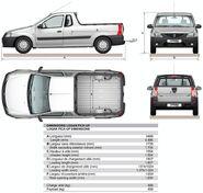 Dacia Pickup 4