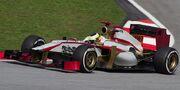 Pedro de la Rosa 2012 Malaysia Qualify