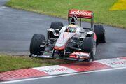 2011 Canadian GP - Hamilton