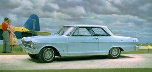 1962 Chevrolet II