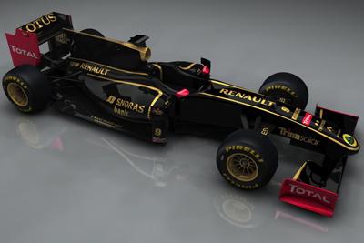 Lotus Renault GPsmall