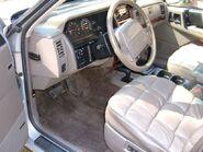 Jeep Grand Wagoneer 1993 interior