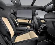 Audi q7 inside