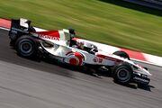 Jenson Button 2006 Canada