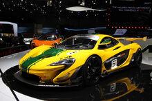 McLarenP1GTR