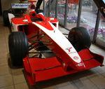 Toyota TF101 Megaweb