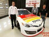 2013 NASCAR Sprint Cup Series Race Cars