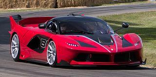 2015 Ferrari FXX-K RED