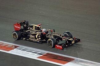 2012 Abu Dhabi GP Winner