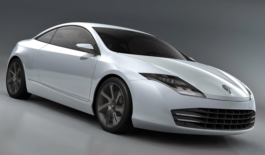 Renault Laguna Coupe Concept Autopedia Fandom Powered By Wikia