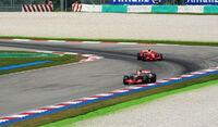 Hamilton + Raikkonen