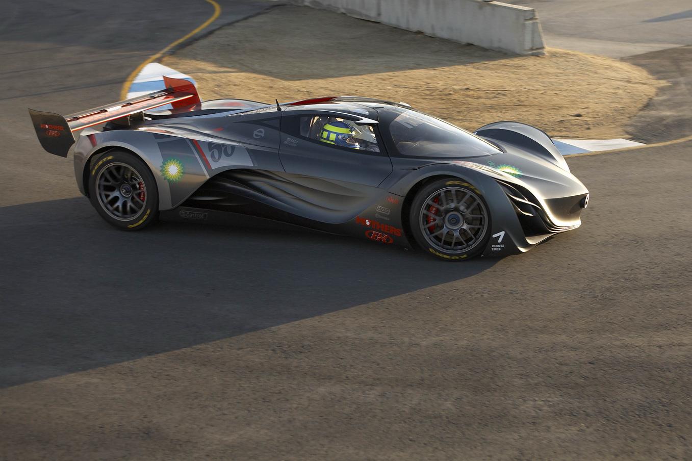 Image - Mazda Furai Concept 14.jpg | Autopedia | FANDOM powered by Wikia