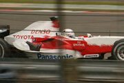 Toyota at Silverstone 07
