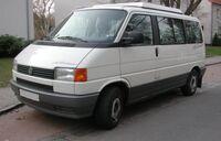 VW Eurovan T4a Multivan Allstar