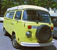 Volkswagen Kombi (Auto classique Laval '11)