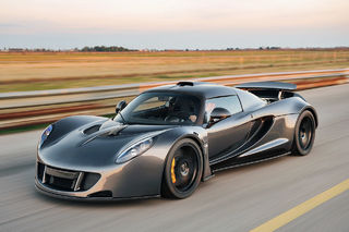 Hennessey-venom-gt-coupe in action