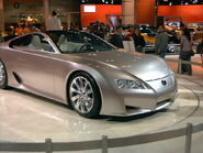 Lexus LF-A Pic 1