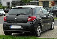 220px-Citroën DS3 rear 20101002