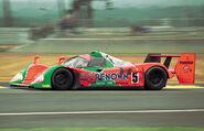 Mazda MXR-01 1992