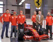 Ferrari F2008 9