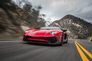 2015-Lamborghini-Aventador-LP750-4-SV-front-three-quarter-in-motion-03
