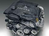 Jaguar AJD-V6 engine
