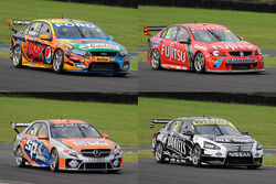 V8 Supercar COTF Manufacturers combined