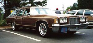 1972 Pontiac Grand Safari