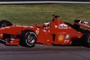 Michael Schumacher 1999 Canada
