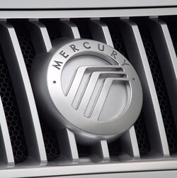 Mercury Waterfall Grille