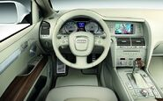 Audi Q7 V12 TDI Coastline Concept 8