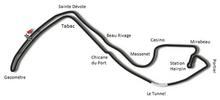 Circuit de Monaco 1950