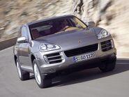2008 Porsche Cayenne-2